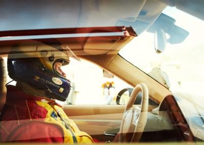 Cours de pilotage conduite sportive Porsche