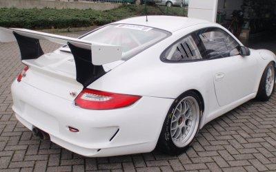 Franco en Porsche Super Cup