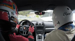 Cours de pilotage à Francorchamps