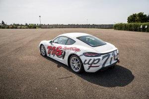Porsche Cayman 718 Sport Cup Class-Six