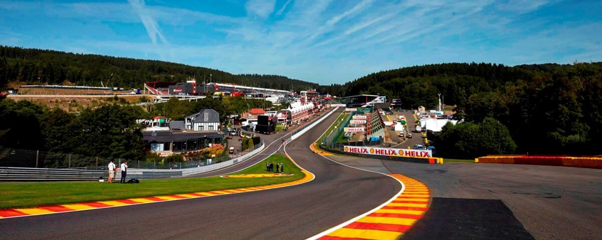 Circuit de Spa-Francorchamps Raidillon