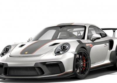 Porsche 991 GT4