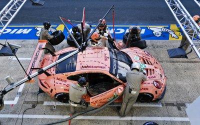 Double victoire pour Porsche aux 24 Heures du Mans