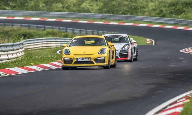 track Francorchamps