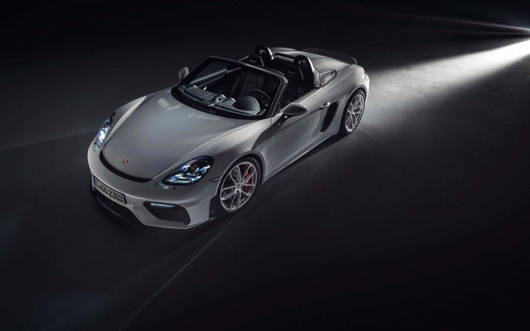 New Spyder et GT4